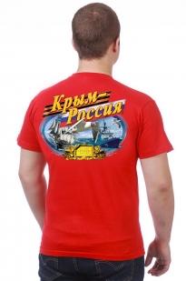 Купить футболку на тему Крыма