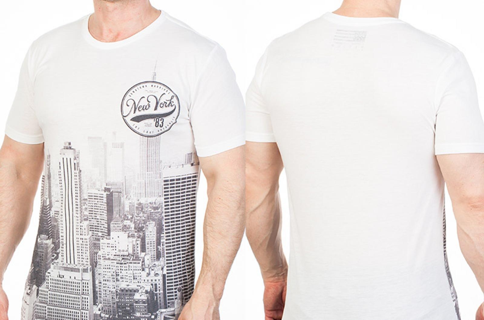 """Купить футболку """"New York'83"""""""