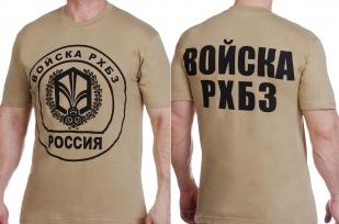 Заказать футболки с эмблемой РХБЗ