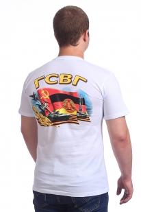 Купить футболки с надписью ГСВГ