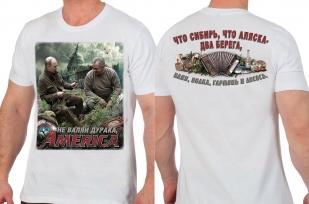 Купить футболки в Тимашевске