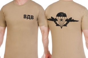 Заказать футболки с символикой ВДВ