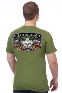 """Купить футболки """"Трофеи охотника"""""""