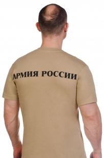 """Футболка """"Вежливые люди - армия В. Путина"""" с доставкой"""