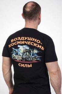 Футболка ВКС с Путиным