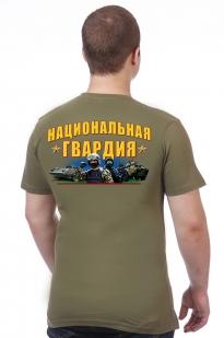 Купить футболку Национальная Гвардия