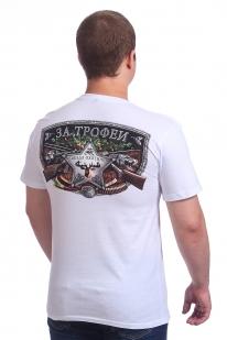 """Купить футболки """"За трофеи"""""""