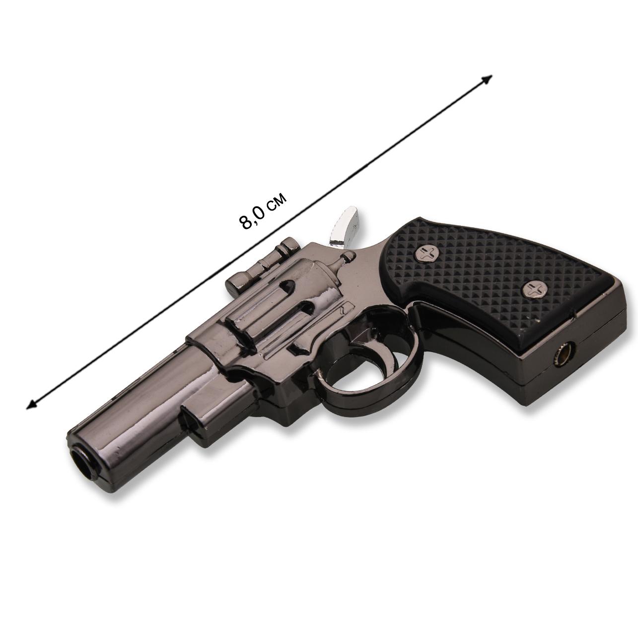 Газовая зажигалка пистолет по лучшей цене