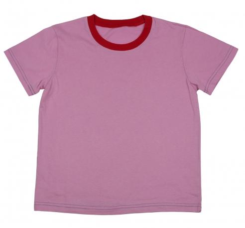 Гламурная детская футболка для девочки