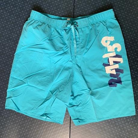 Голубые шорты bpc