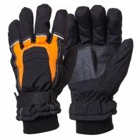 Горнолыжные мужские перчатки на флисе