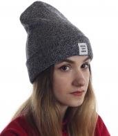 Городская шапка Herschel Supply Co. Брендовая модель для девушек, знающих толк в моде