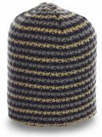Хитовая мужская шапка в стиле трикотажный микс молодежной модели