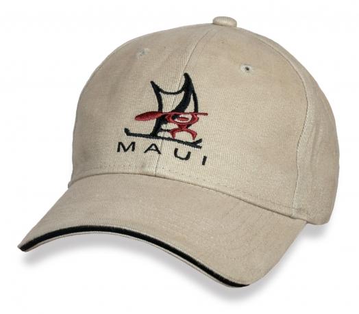 Хлопковая бейсболка Maui
