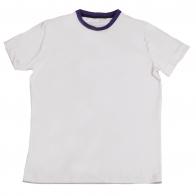 Хлопковая футболка для спорта, отдыха и на каждый день