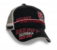 Хлопковая кепка BAD BOY