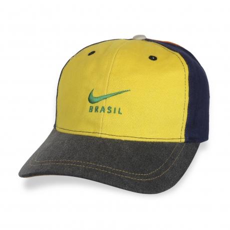 Хлопковая кепка Brasil.