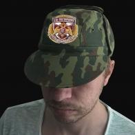 Мужская камо кепка Национальная Гвардия Российской Федерации