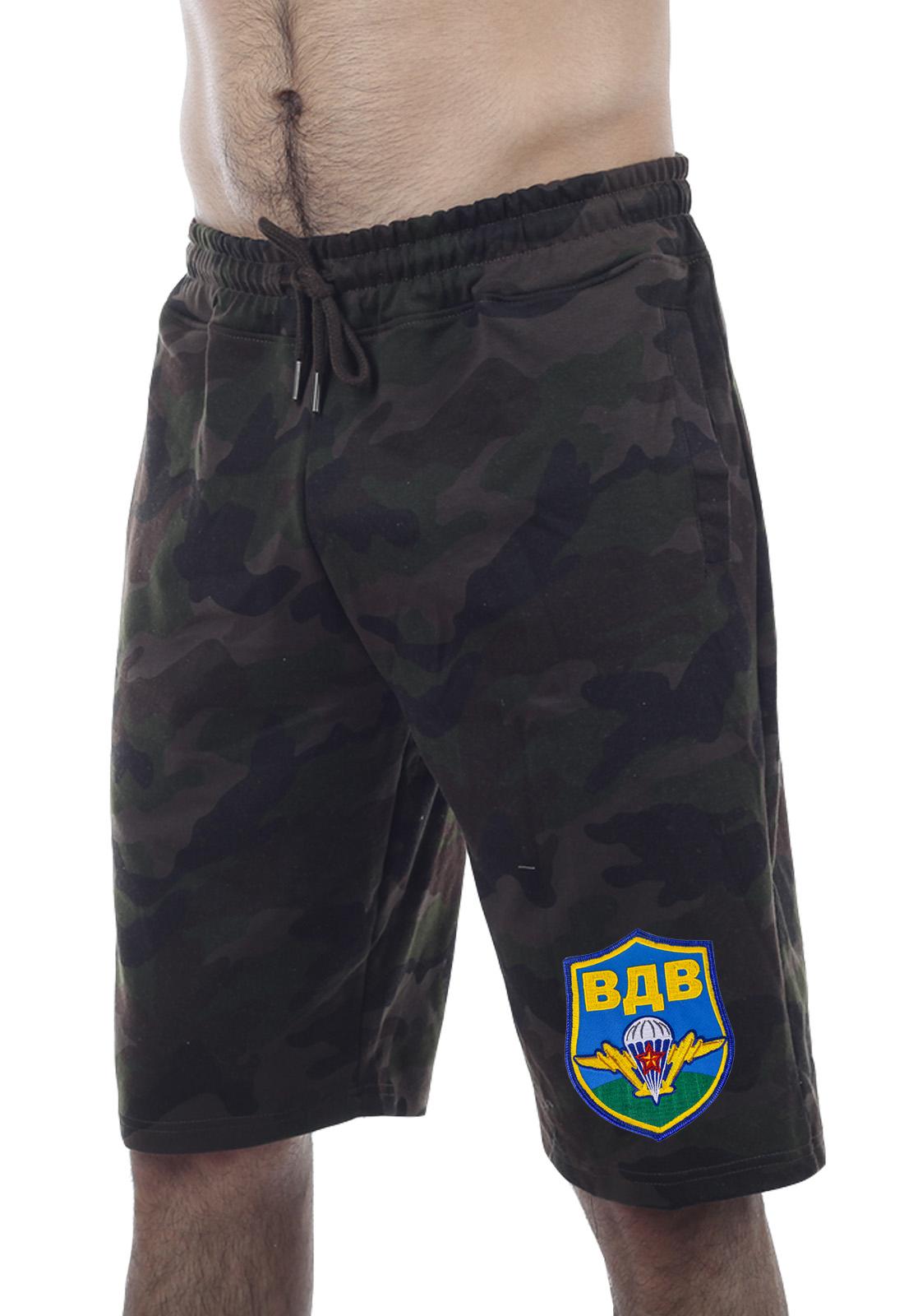 Заказать мужски шорты ВДВ в интернет магазине Военпро