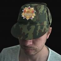 Камуфляжная кепка с эмблемой СССР