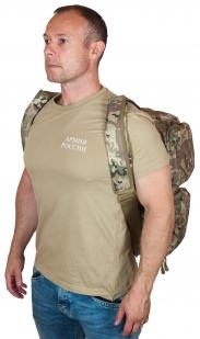 Камуфляжная походная сумка Ни пуха, Ни пера - купить с доставкой