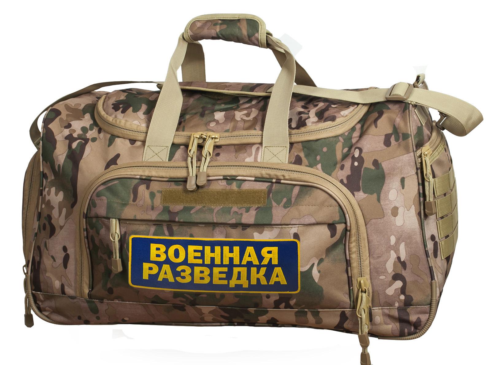 Купить мужскую дорожную сумку разведчика в интернет магазине Военпро