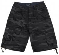 Камуфляжные шорты карго от Jack Wu Sri-Lanka
