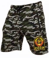 Камуфляжные шорты СССР.