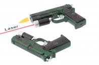 Камуфляжный пистолет-зажигалка