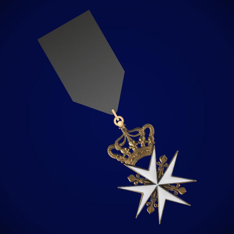 Кавалерский крест ордена Святого Иоанна Иерусалимского (Мальтийского)