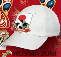 Кепка фаната сборной JAPAN