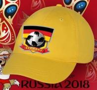 Фанатская кепка сборной Германии