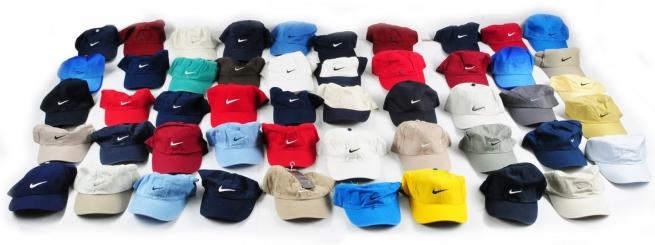 Кепки Nike по оптовой цене