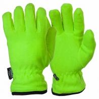 Кислотные флисовые перчатки на тинсулейте от XTM.