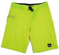 Кислотные шорты Quiksilver для модных парней. Фирменная модель для тех, кто любит быть в центре внимания