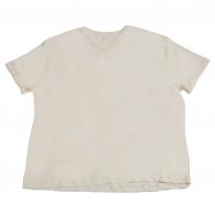 Классическая футболка белого цвета. 100% хлопок, лучшая цена