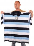 Классическая футболка поло (батал) от DTEK JEANS.