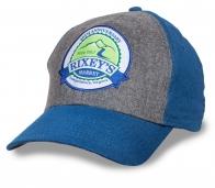 Классная кепка с нашивкой Rixey's market