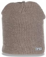 Классная светлая мужская шапочка от Neff
