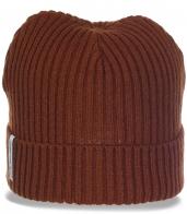 Классная женская шапка Herschel - теплый головной убор для стильных красоток