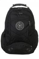 Классный мужской рюкзак с нашивкой Рунический круг