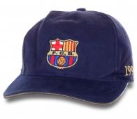 Клубная бейсболка F.C.B.