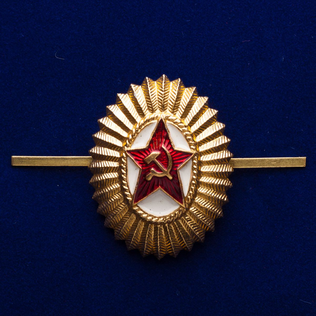 Советскую кокарду заказать в Военпро