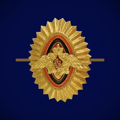 Кокарда ПВ офицерский состав
