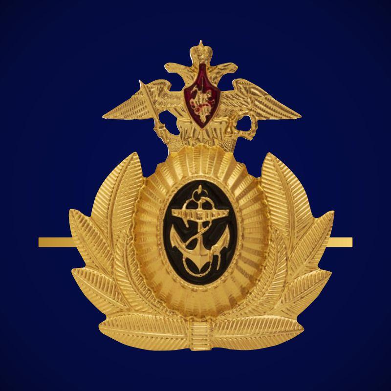Кокарда ВМФ офицерская