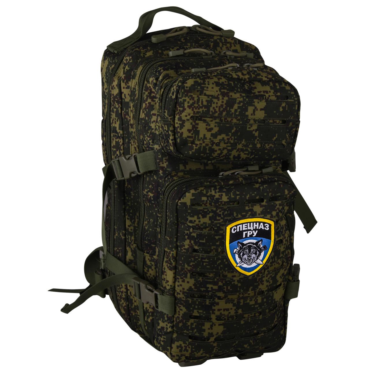 Купить в Москве рюкзак спецподразделений ГРУ
