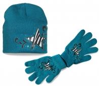 Комплект шапка и перчатки - заказывайте для ценителей активного отдыха!