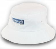 Коттоновая панама белого цвета Harcourts