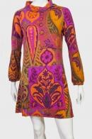 Красивое платье-трапеция Radzoli.