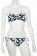 Красивый пляжный купальние бандо Blanco.